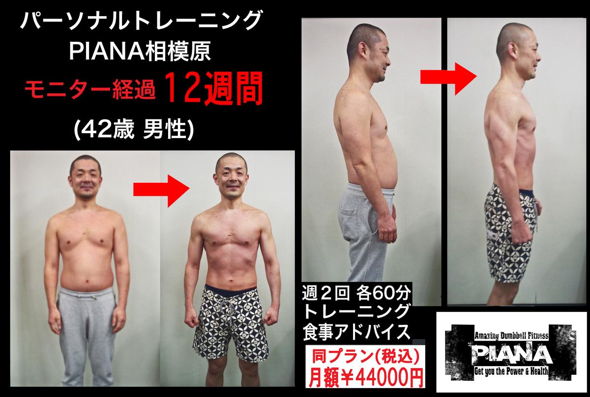 4週間で10kg減